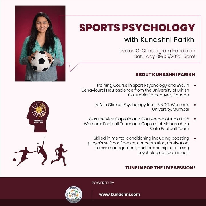 Sports Psychology Live with Sporko on Instagram