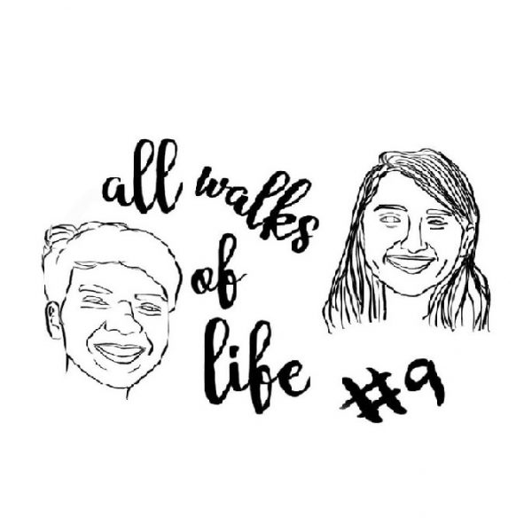 All Walks of Life Podcast - Kunashni Parikh with Ishan Agarwal