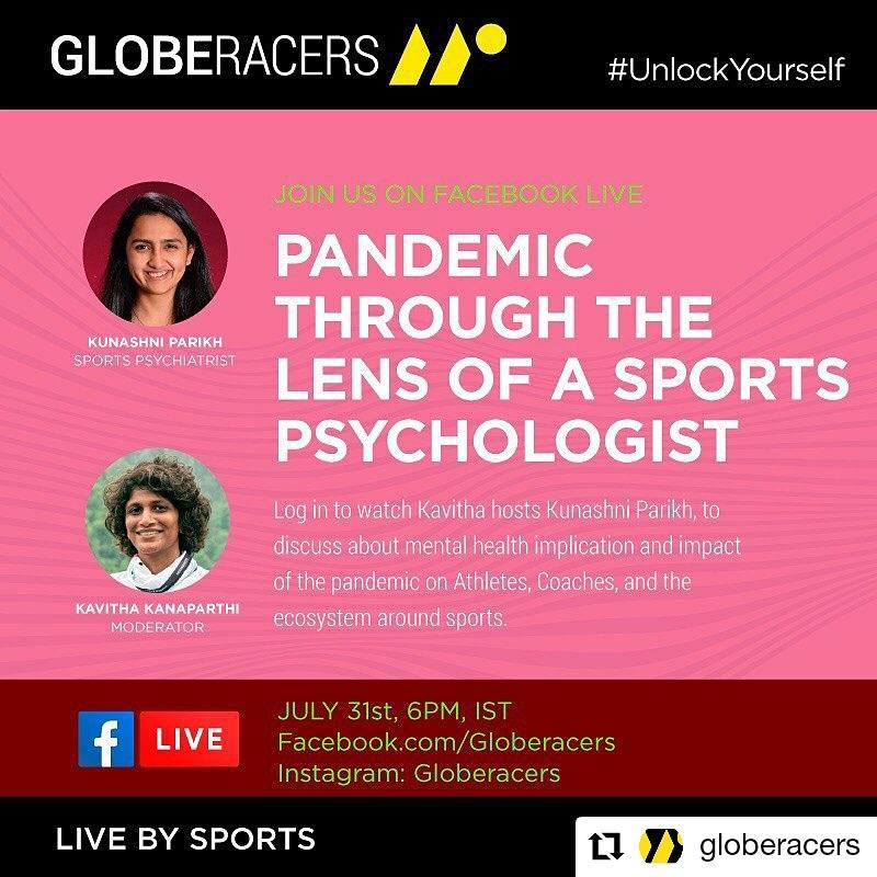 Sport Psychologist Kunashni Parikh