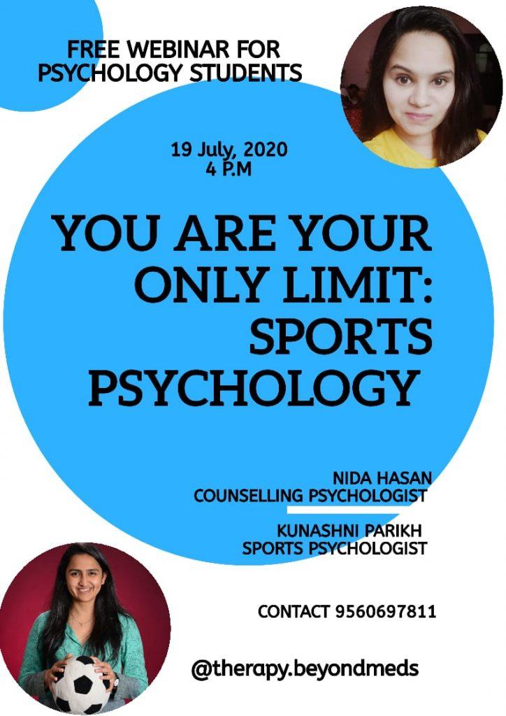 Sport Psychology with Kunashni Parikh