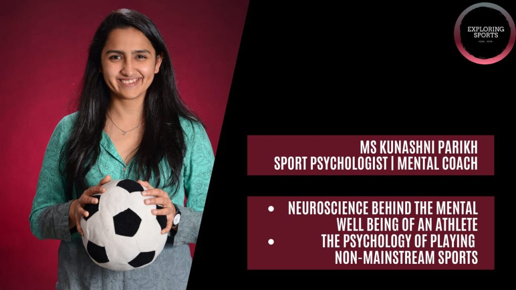 Neuroscience of Mental Wellbeing of Athletes and the Psychology of Playing Non-Mainstream Sports with Psychologist Kunashni