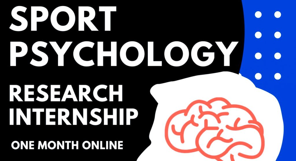 Sport Psychology Research Internship Cropped