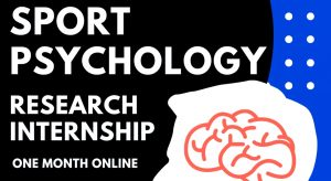 Sport Psychology Research Internship