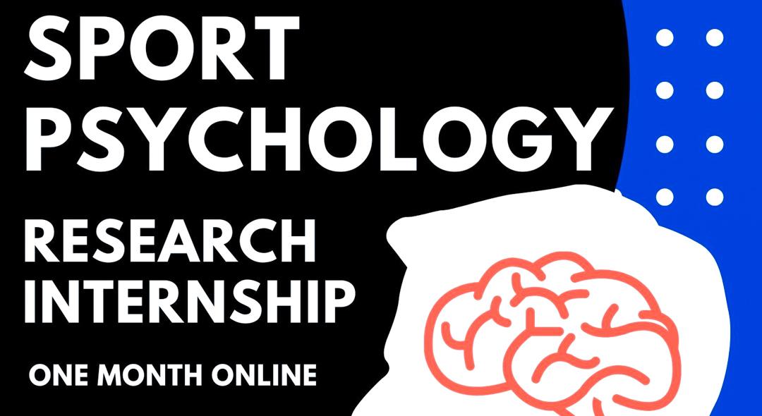Sport Psychology Research Internship