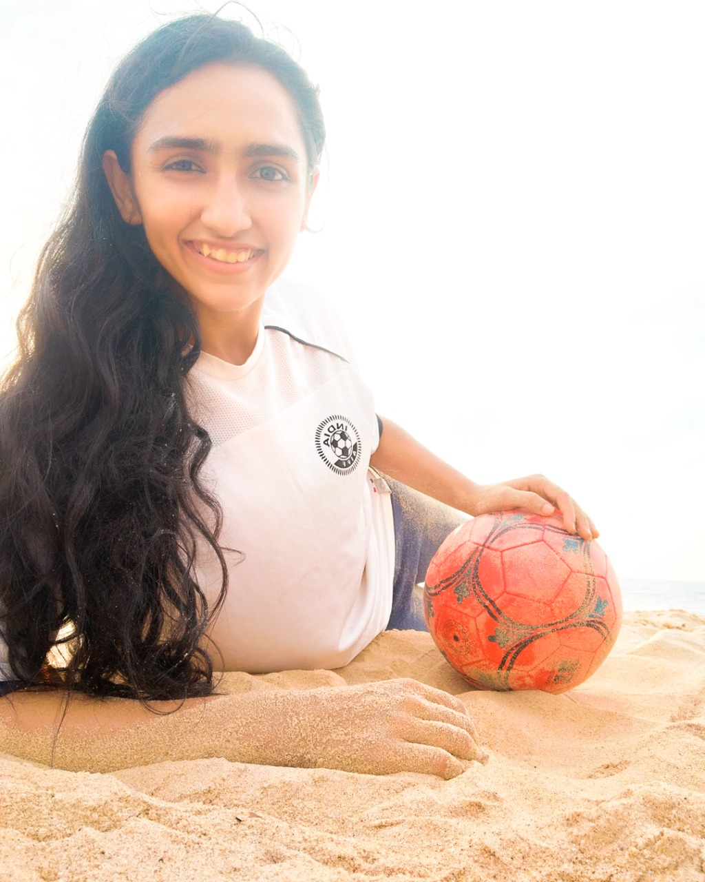Kunashni Psychologist - Beach Football