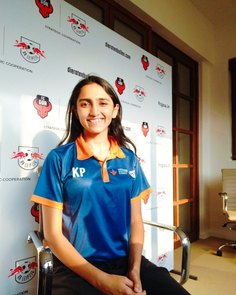 Kunashni Sport Psychologist - FC Goa